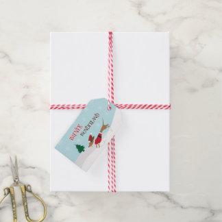Wiener Wonderland Gift Tags