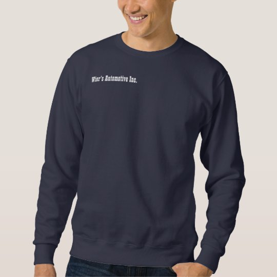 Wier's Automotive Inc. Sweatshirt