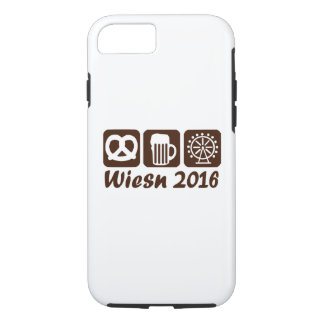 Wiesn Oktoberfest 2016 iPhone 8/7 Case