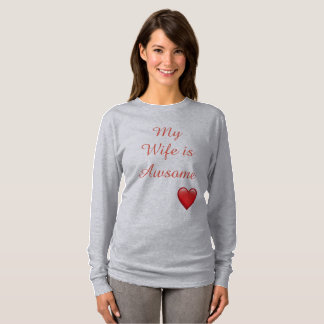 wife and husband T-Shirt