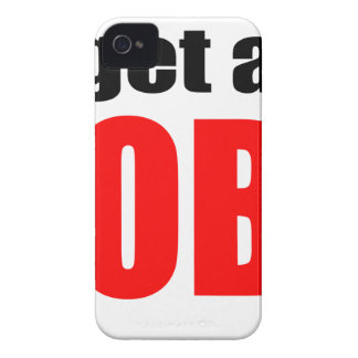 WIFE BLAMING blame lazy husband work going job get Case-Mate iPhone 4 Case