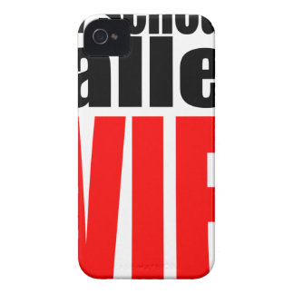 wife marriage joke schedule newlywed reality quote Case-Mate iPhone 4 case