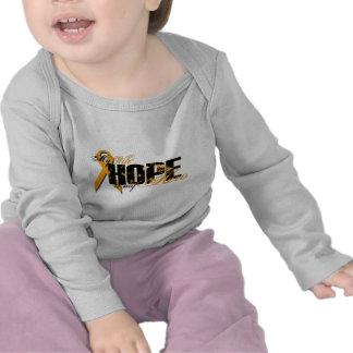 Wife My Hero - Leukemia Hope Tee Shirt