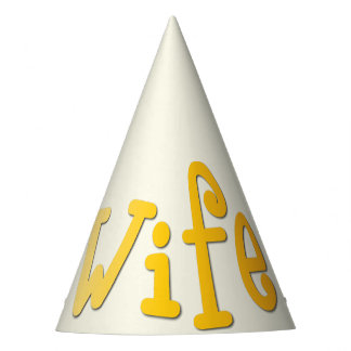 Wife Party Hat