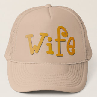 Wife Trucker Hat