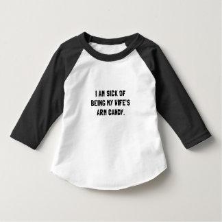 Wifes Arm Candy Tshirt