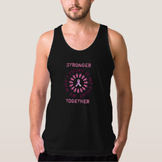 Wife's Fight Breast Cancer Awareness Tank Top