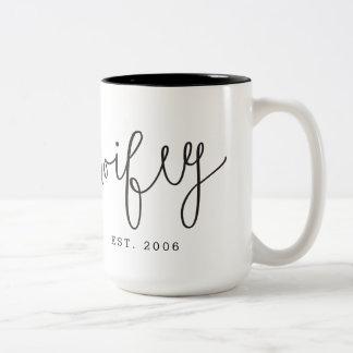 """Wifey"" Couple Mug | Anniversary | Wedding"