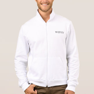 Wifey Married Couple Jacket