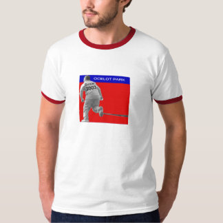 wifflebatfinished, new09logo T-Shirt