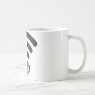 WiFi Coffee Mug