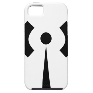 Wifi Signal iPhone 5 Cover