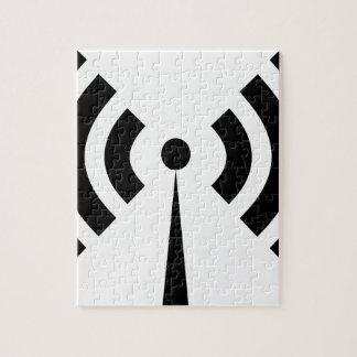 Wifi Signal Jigsaw Puzzle