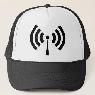 Wifi Signal Trucker Hat
