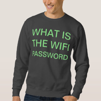wifi sweatshirt