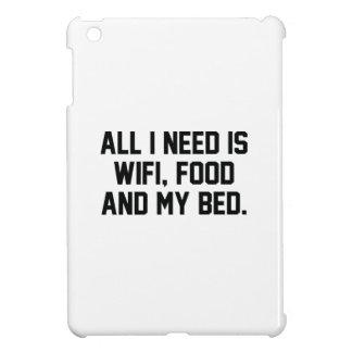 WifiFoodBed1A iPad Mini Cases
