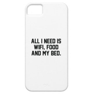 WifiFoodBed1A iPhone 5 Case