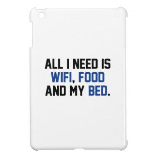 WifiFoodBed1C iPad Mini Cover
