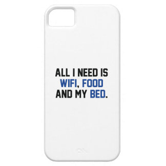 WifiFoodBed1C iPhone 5 Covers