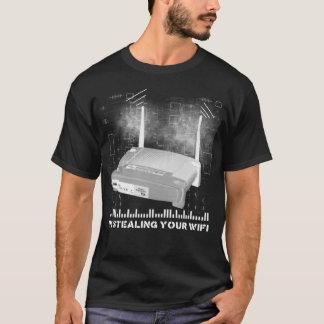 wifitheifblack T-Shirt