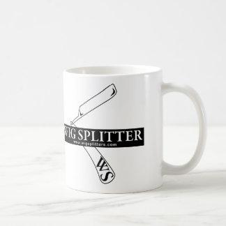 Wig Splitter Mug