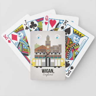 Wigan Bicycle Playing Cards