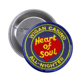 Wigan Casino All-Nighter 2 Inch Round Button