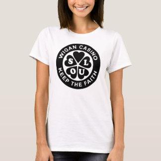 Wigan Casino Keep The Faith T-Shirt