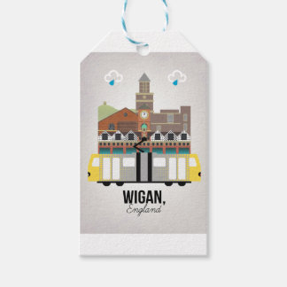 Wigan Gift Tags