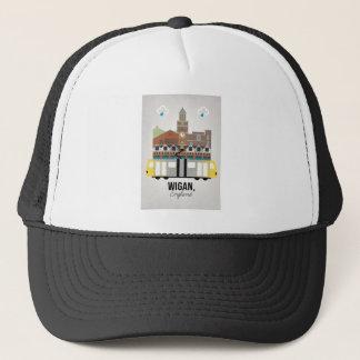 Wigan Trucker Hat