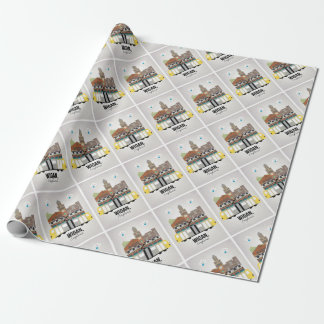 Wigan Wrapping Paper
