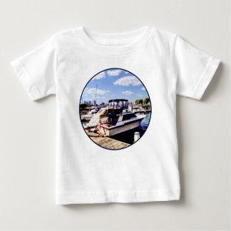 Wiggins Park Marina Baby T-Shirt