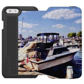 Wiggins Park Marina Incipio Watson™ iPhone 6 Wallet Case
