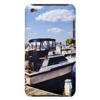 Wiggins Park Marina iPod Touch Case