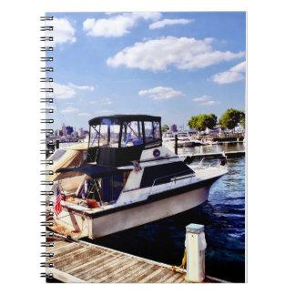 Wiggins Park Marina Notebook