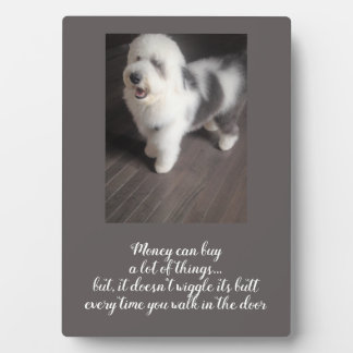 wiggle butt plaque