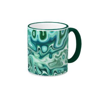Wiggled customizable not so everyday mug