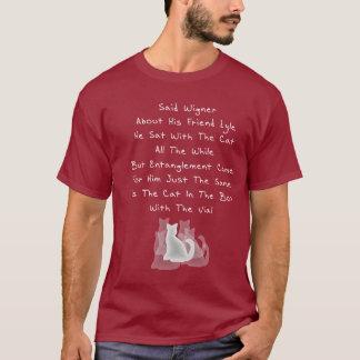 Wigner's Friend Limerick T-Shirt