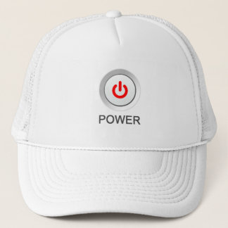 Wii Love Power Trucker Hat