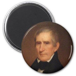 Wiilliam Henry Harrison Magnet