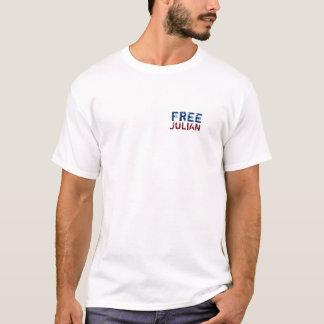 WikiLeaks - Julian Assange T-Shirt