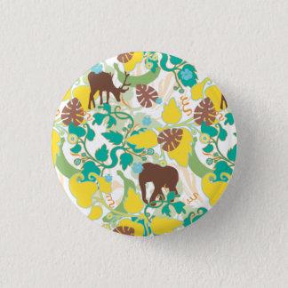 Wild! 1 Inch Round Button