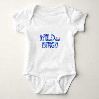 Wild About Bingo Baby Bodysuit