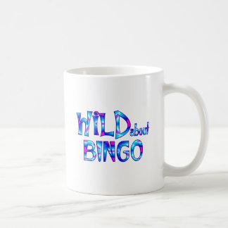 Wild About Bingo Coffee Mug