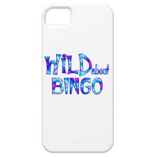 Wild About Bingo iPhone 5 Case