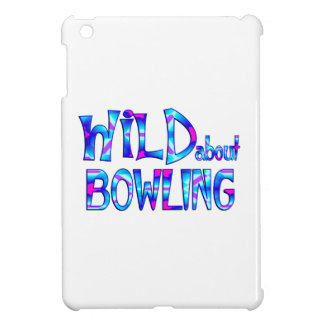 Wild About Bowling Case For The iPad Mini
