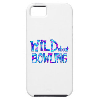 Wild About Bowling Case For The iPhone 5