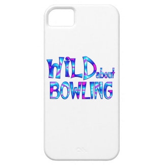 Wild About Bowling iPhone 5 Case