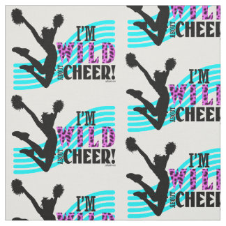 Wild About Cheer Fabric