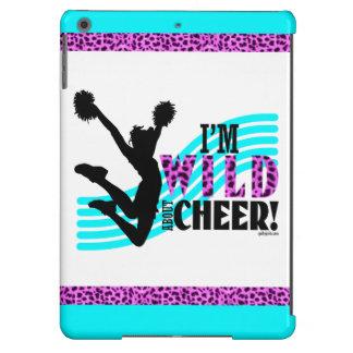 Wild About Cheer iPad Air Case